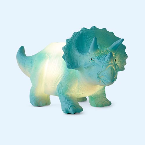 Triceratops House of Disaster Dinosaur LED Lamp