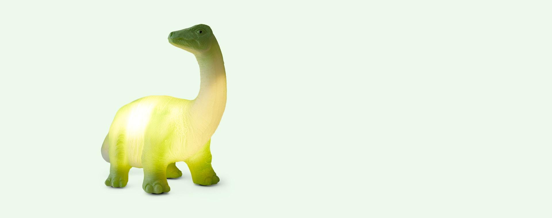 Diplodocus House of Disaster Dinosaur LED Lamp