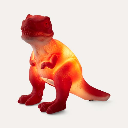 T-Rex House of Disaster Dinosaur LED Lamp