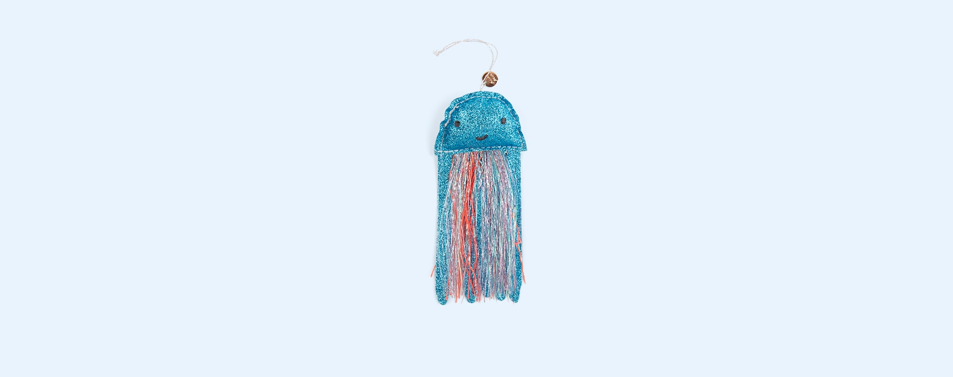 Blue Meri Meri Octopus Tree Decoration