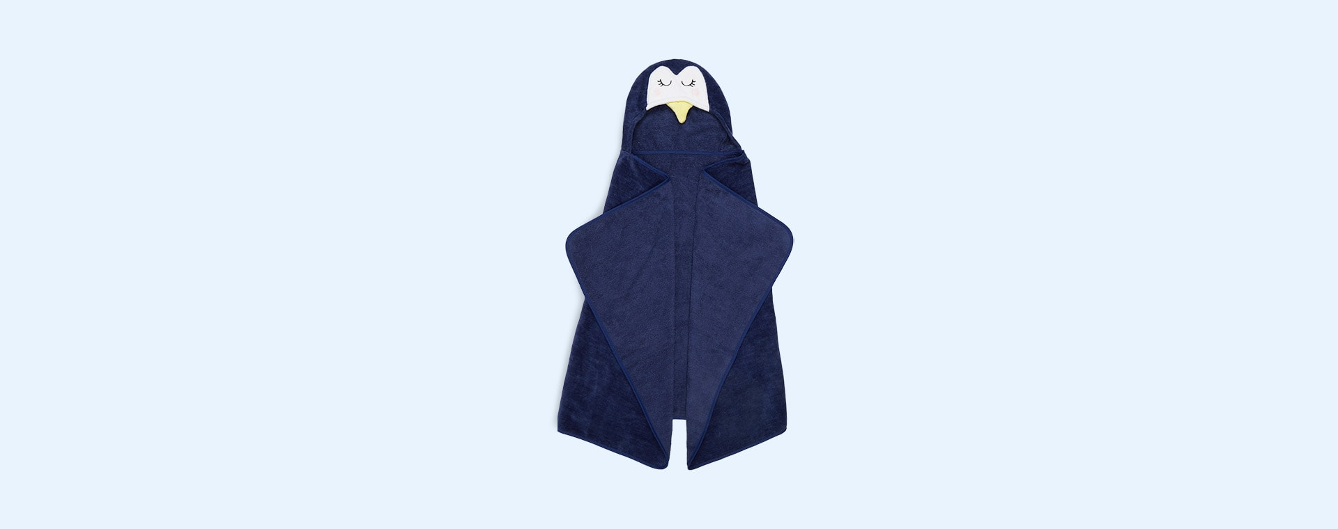 Penguin Sunnylife Kids Hooded Bath Towel