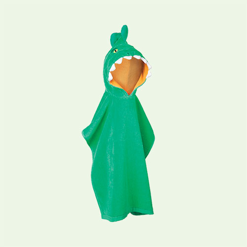 Crocodile Sunnylife Kids Hooded Bath Towel