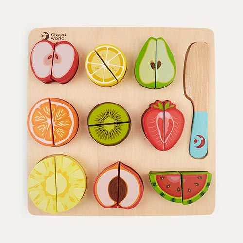Fruit Classic World Cutting Fruit Puzzle