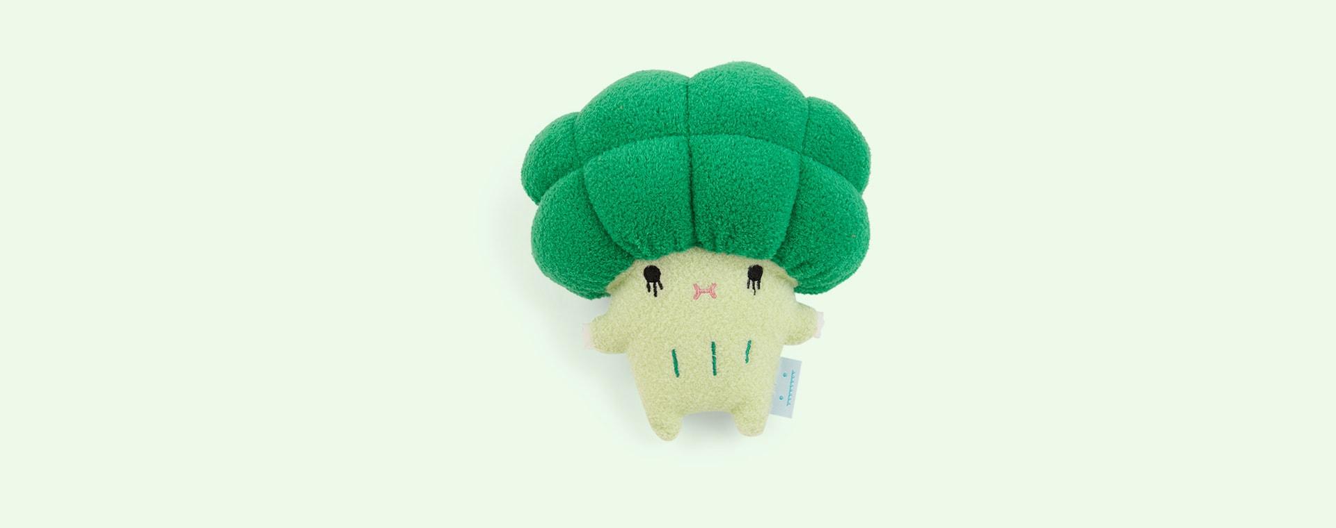 Green Noodoll Riceccoli Soft Toy