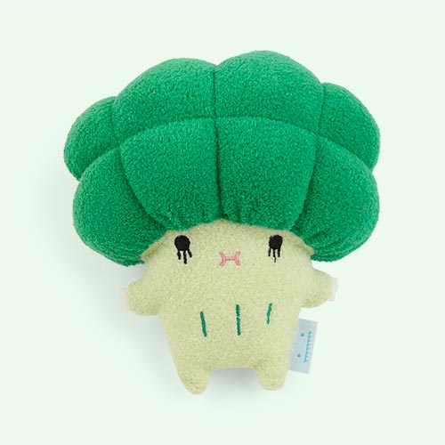 Green Noodoll Riceccoli Soft Toy