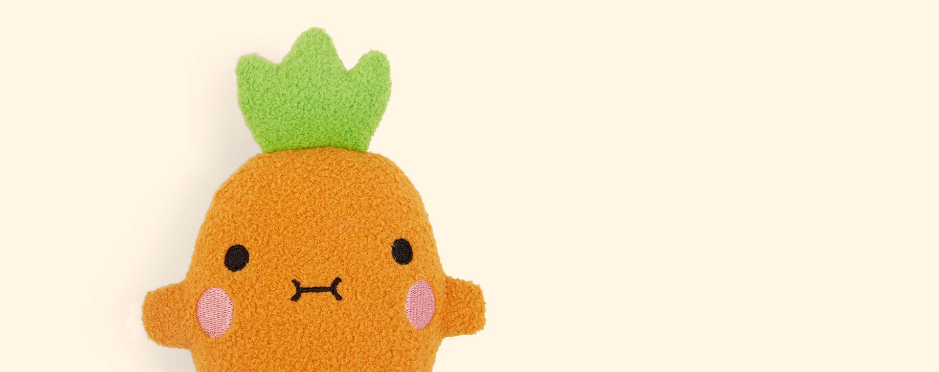 Orange Noodoll Ricecrunch Soft Toy