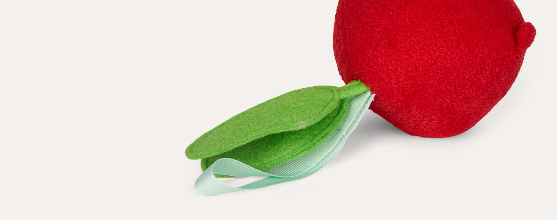 Red Noodoll Ricebeet Soft Toy