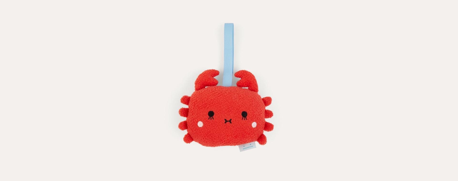 Red Noodoll Ricesurimi Crab Music Mobile