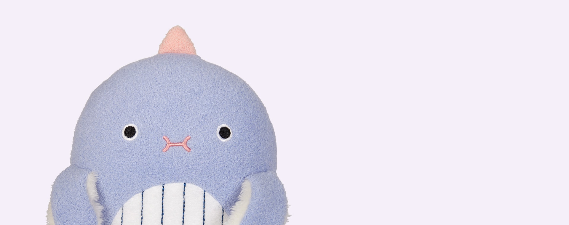 Lilac Noodoll Ricesprinkle Soft Toy
