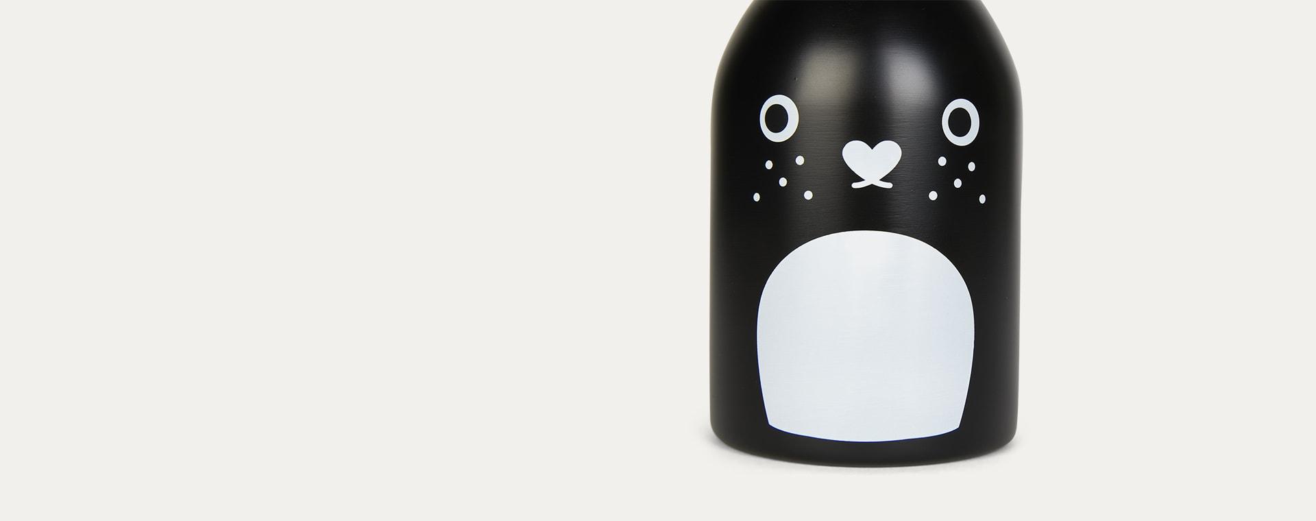 Black Noodoll Water Bottle