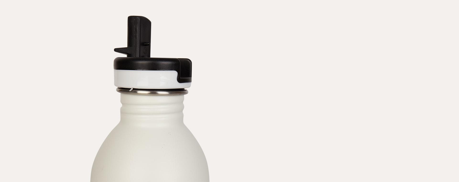 White Noodoll Water Bottle