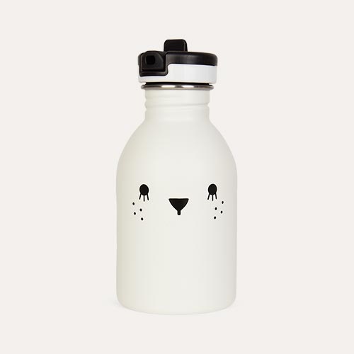 White Noodoll Water Bottle