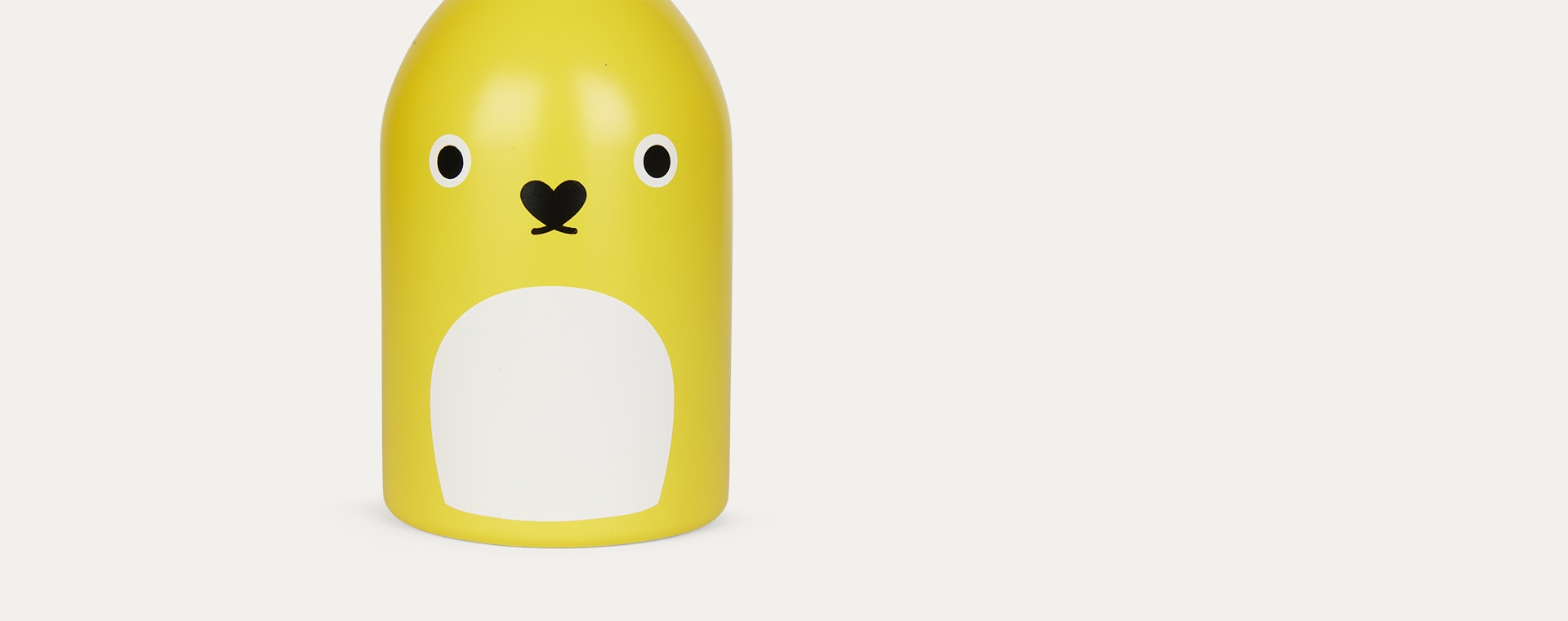 Yellow Noodoll Water Bottle