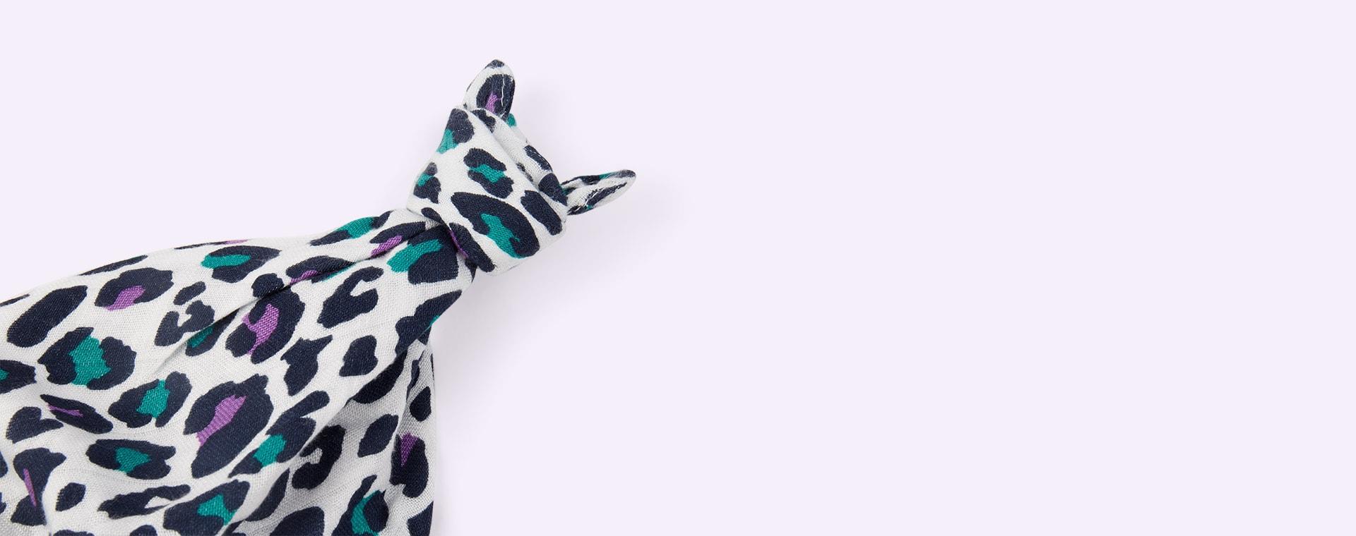 Leopard Etta Loves Comforter