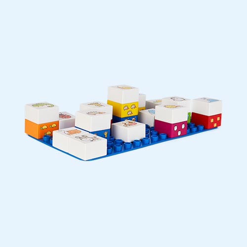 Animals BiOBUDDi Learning Blocks