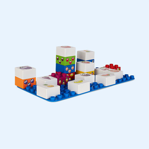Fruits BiOBUDDi Learning Blocks