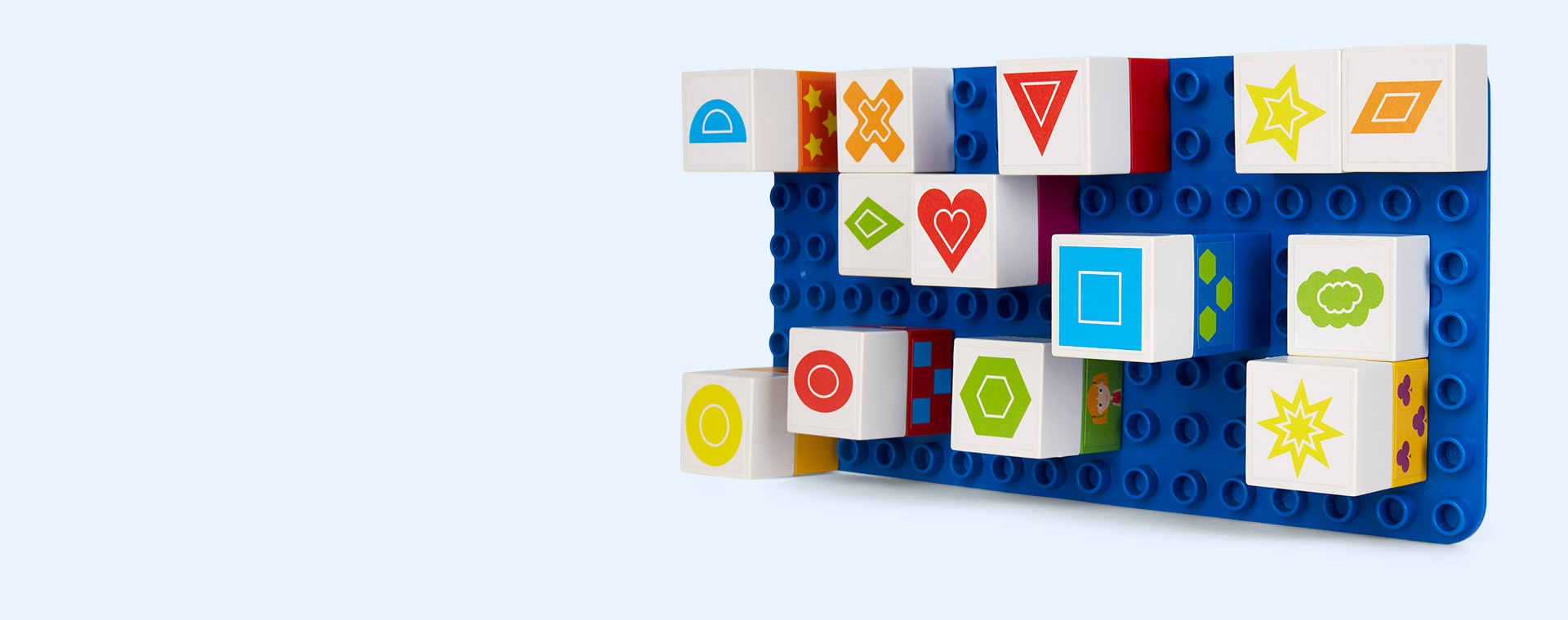 Shapes BiOBUDDi Learning Blocks