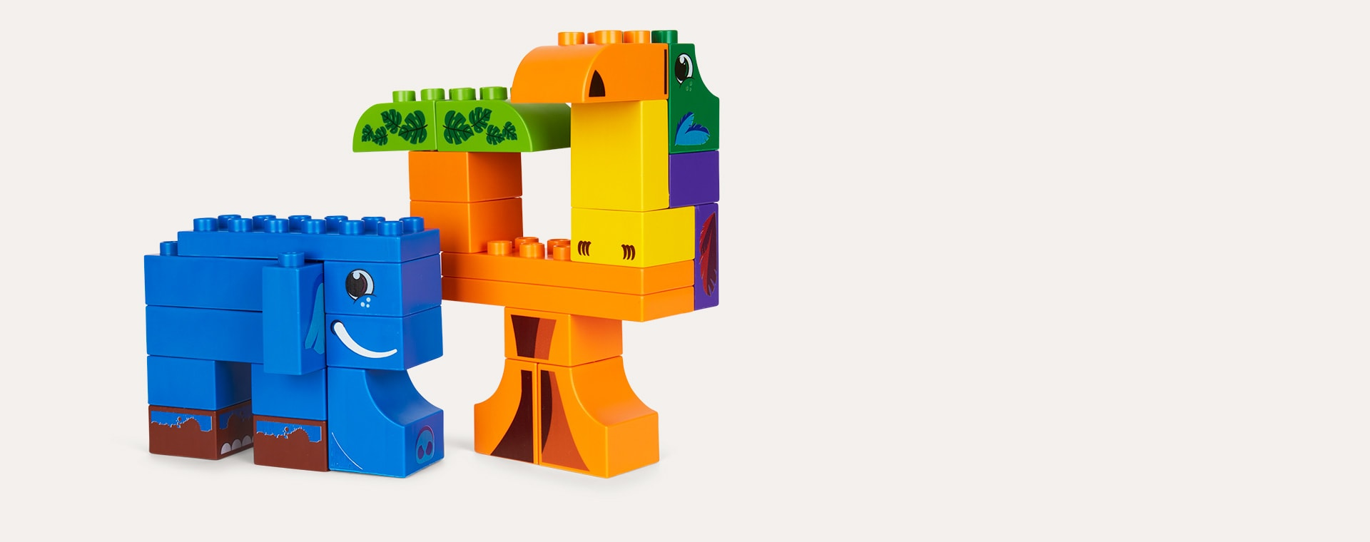 Jungle BiOBUDDi Building blocks