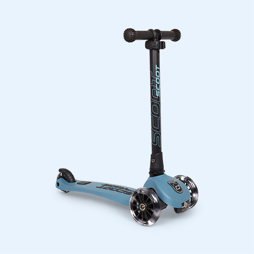 Steel Scoot & Ride Highwaykick 3 LED Scooter