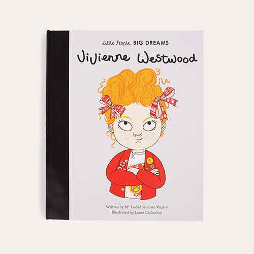 Grey bookspeed Little People Big Dreams: Vivienne Westwood