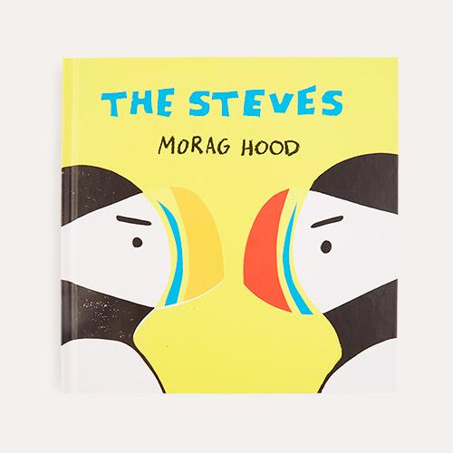 Yellow bookspeed The Steves