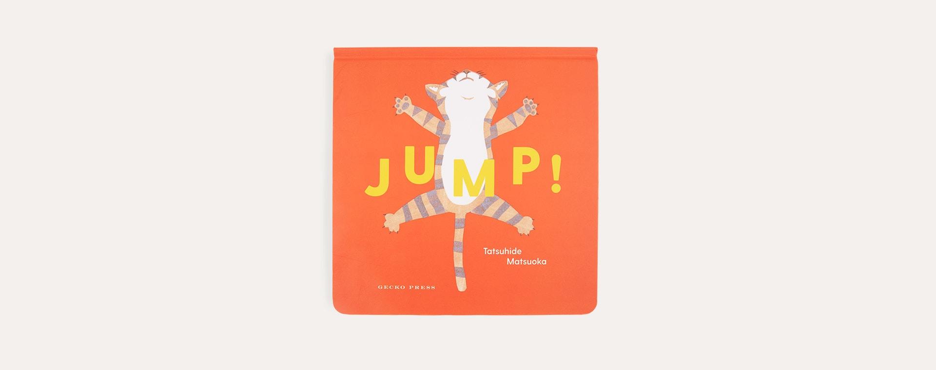 Orange bookspeed Jump!