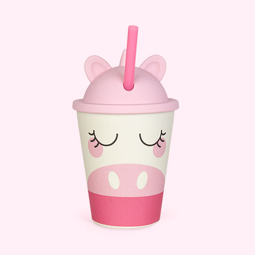 Unicorn Sunnylife Eco Kids Tumbler