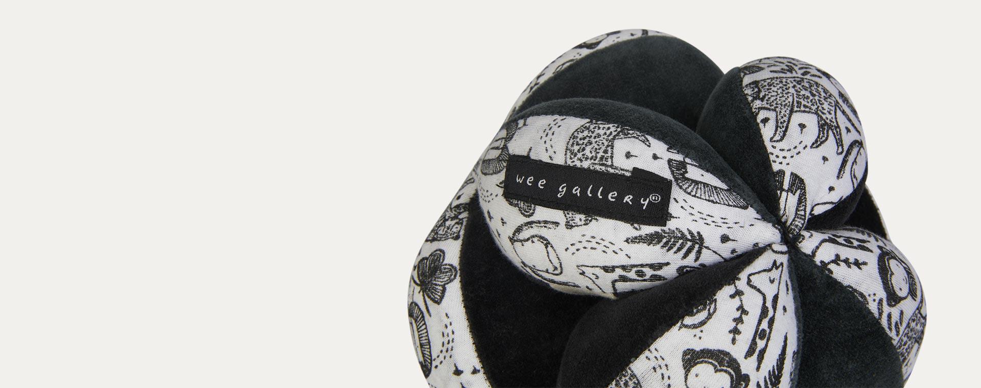 Wild Wee Gallery Sensory Clutch Ball