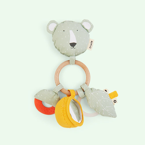 Mr Bear Trixie Activity Ring