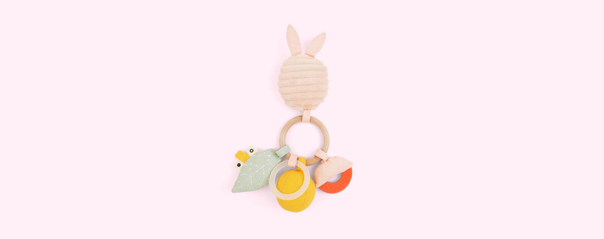 Mrs Rabbit Trixie Activity Ring