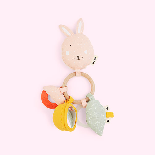 Mrs Rabbit Trixie Activity Ring