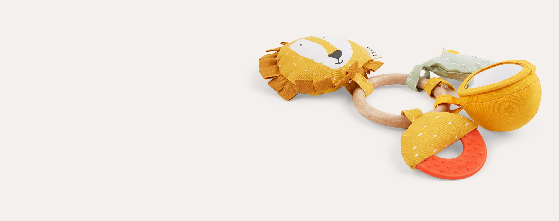 Mr Lion Trixie Activity Ring
