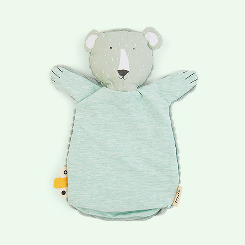 Mr Bear Trixie Hand Puppet