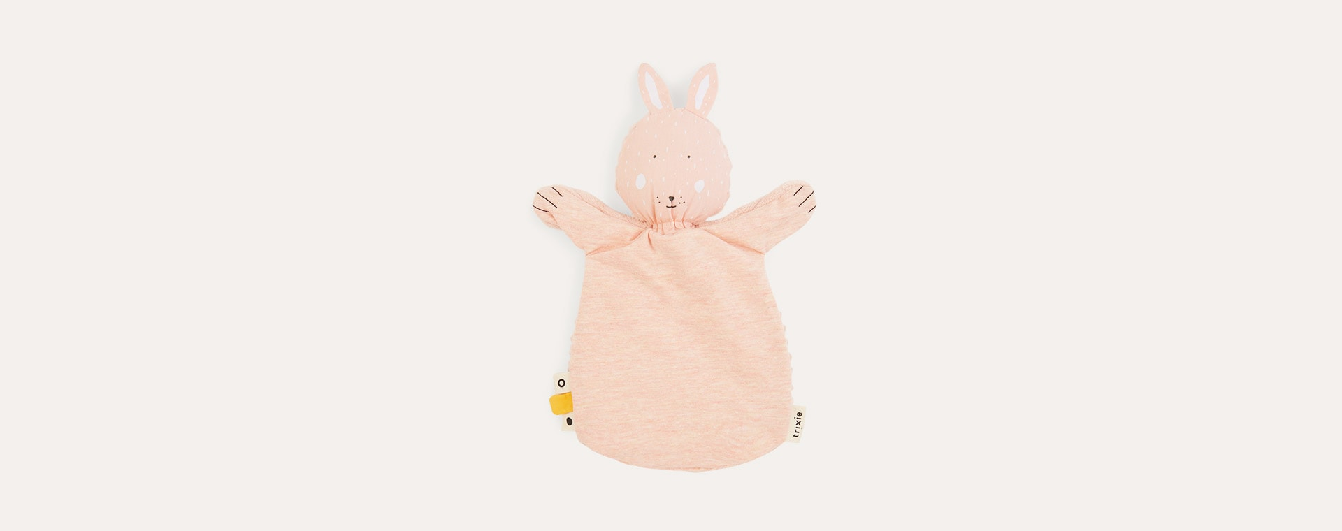 Mrs Rabbit Trixie Hand Puppet