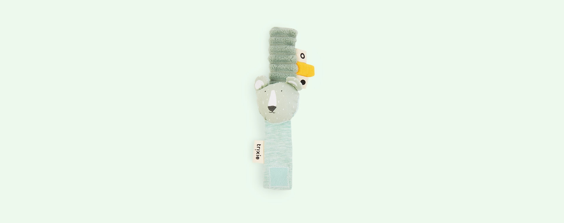 Mr Bear Trixie Wrist Rattle