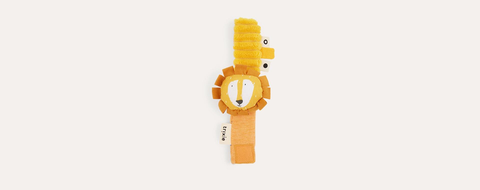 Mr Lion Trixie Wrist Rattle