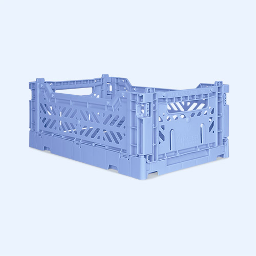 Baby Blue Aykasa Mini Crate