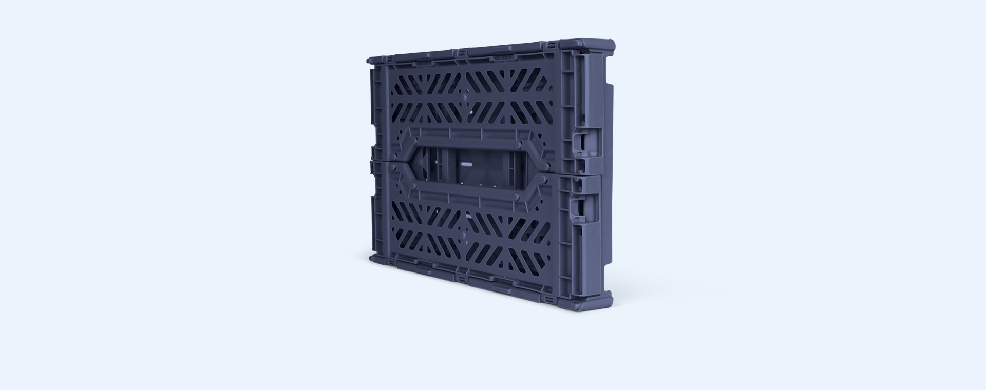Navy Aykasa Mini Crate