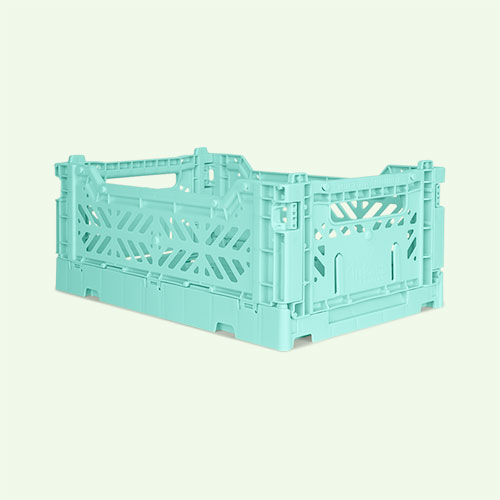 Mint Aykasa Mini Crate