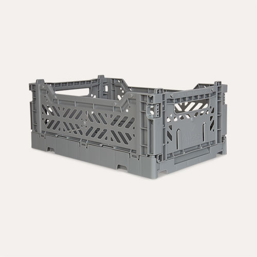 Grey Aykasa Mini Crate
