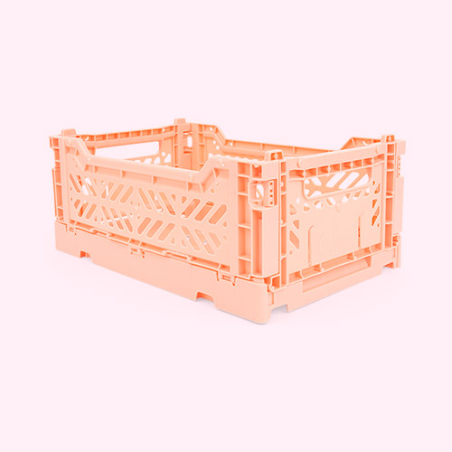 Salmon Aykasa Mini Crate
