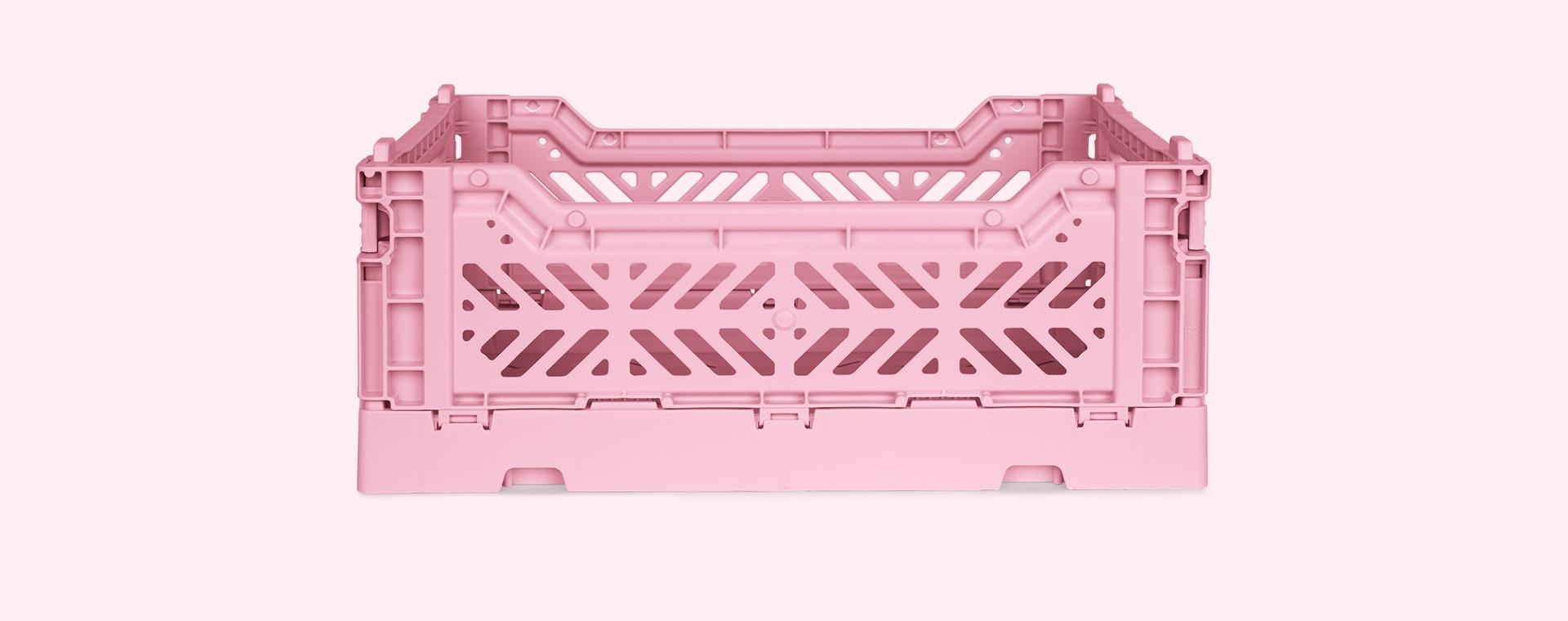 Baby Pink Aykasa Mini Crate