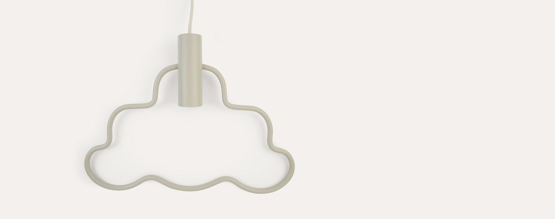Light Grey Cloud Ferm Living Pendant Light
