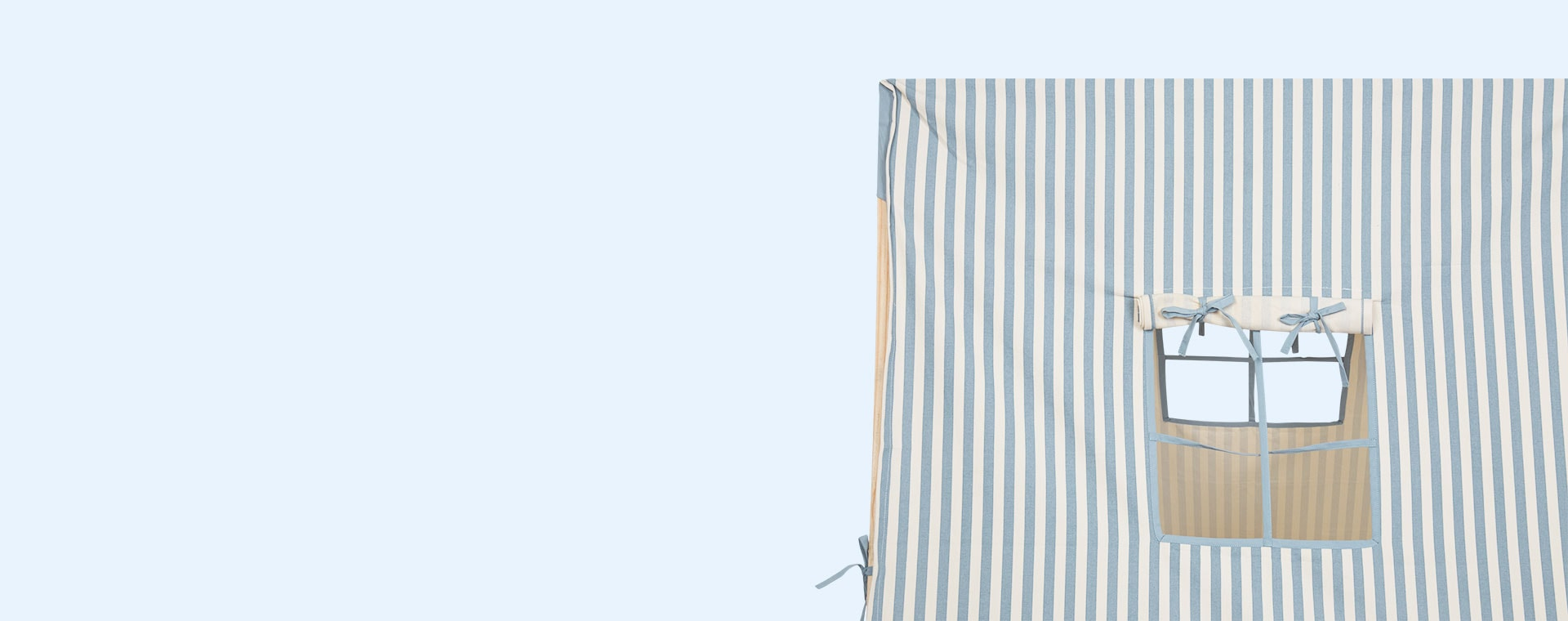Blue Ferm Living Thin Striped Tent