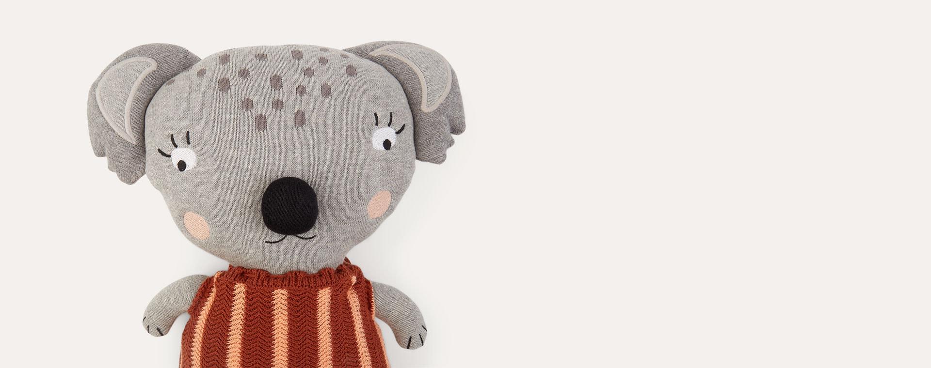 Grey OYOY Mami Koala