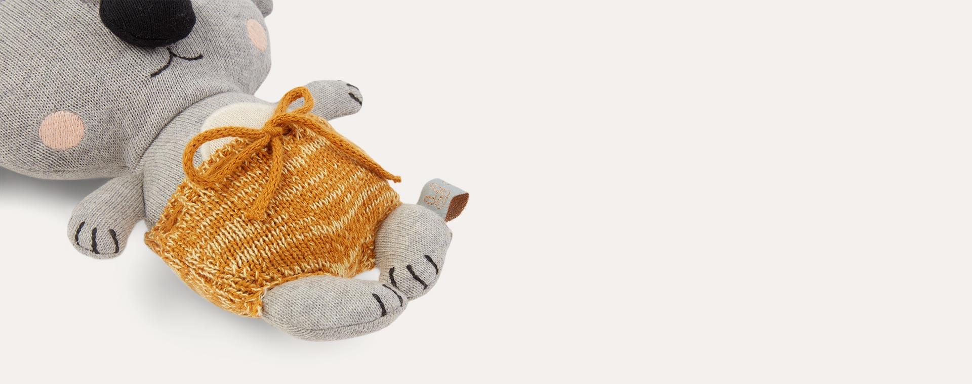 Grey OYOY Baby Anton Koala
