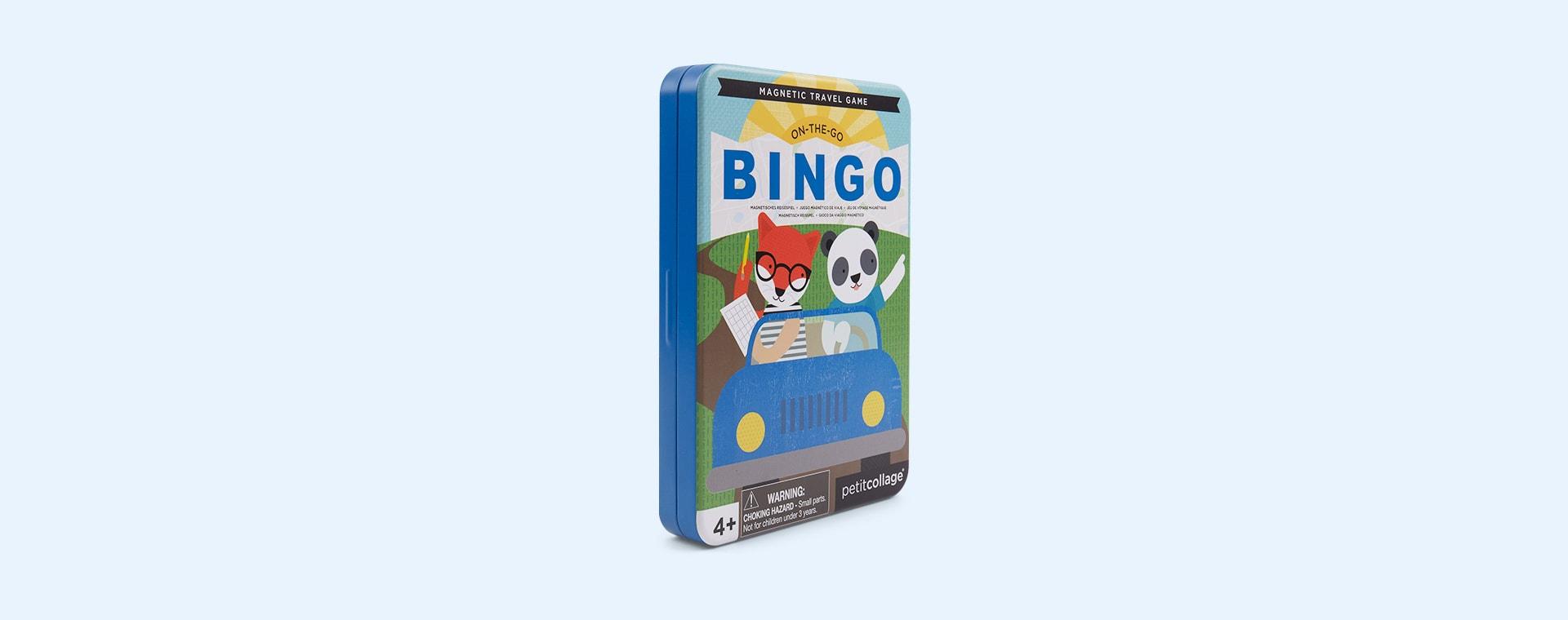 Travel Bingo Petit Collage Magnetic Travel Game