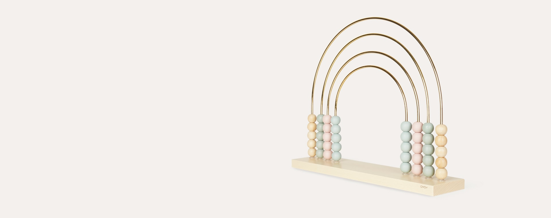 Multi OYOY Abacus Rainbow
