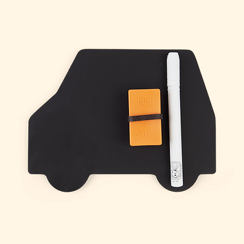 Car kitpas Magnet and Chalk Board Set