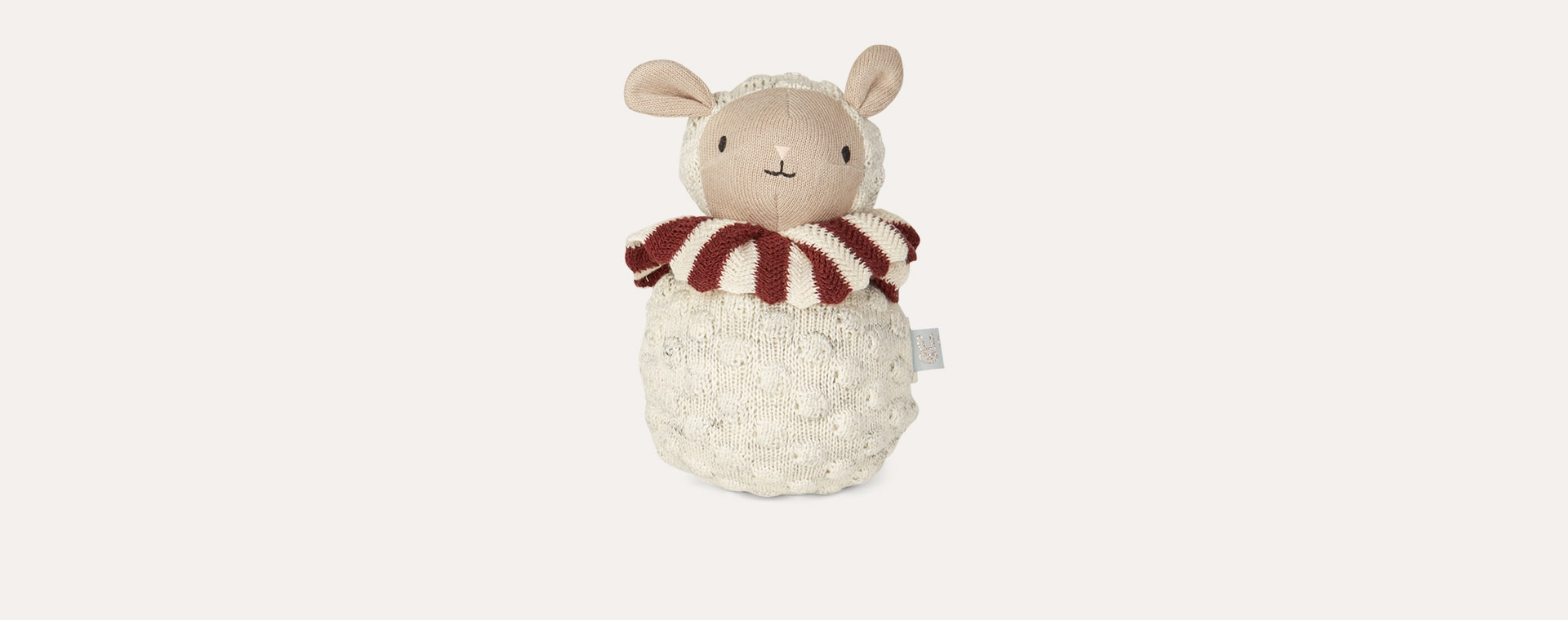 Off White OYOY Roly Poly Sheep